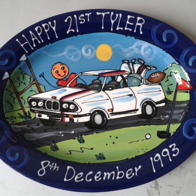 Personalised Giftware & Celebration Plates